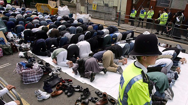 El islam 'conquistará' el Reino Unido en tan solo diez años