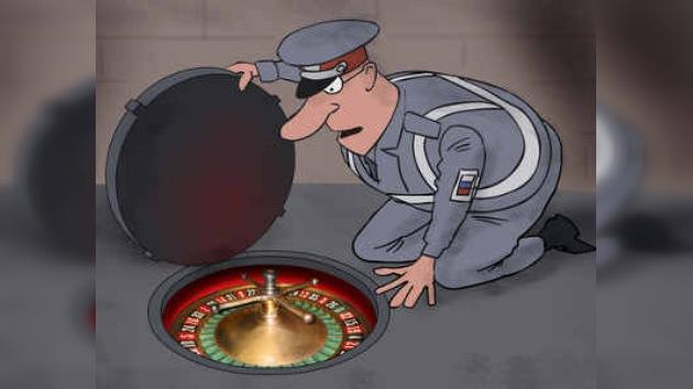 El presente de los juegos de azar en Rusia