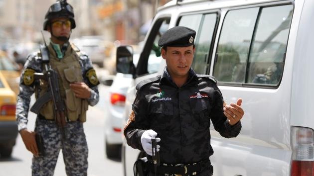 EE. UU. malgasta 200 millones de dólares en el fracasado programa para entrenar a la Policía iraquí