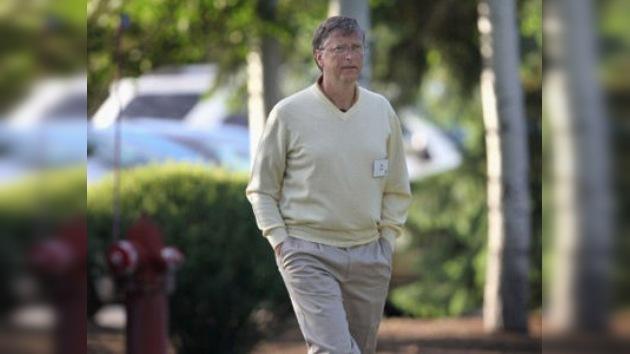 Bill Gates quiere combatir la pobreza con baños para los más pobres