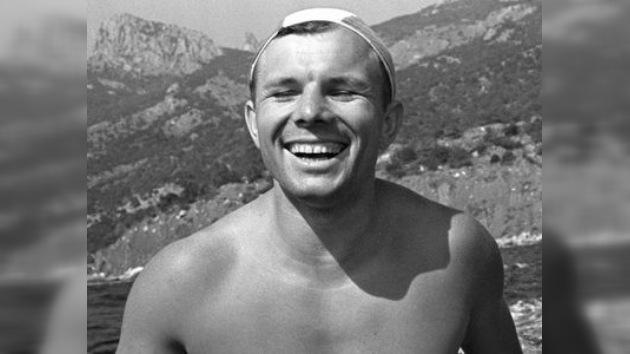 Yuri Gagarin, persona que regalaba alegría