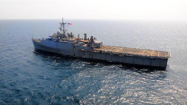 El secuestro presupuestario hace que el Pentágono reduzca su presencia en el golfo Pérsico