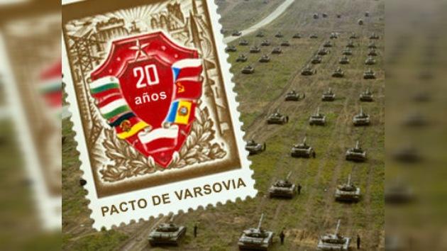 Se cumplen 20 años de la abolición del bloque militar oriental