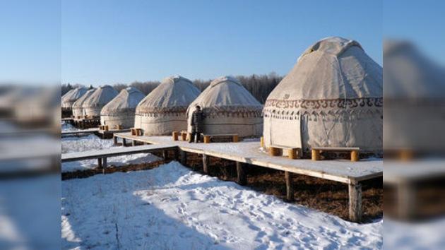 Un viaje por todo el mundo a 100 kilómetros de Moscú
