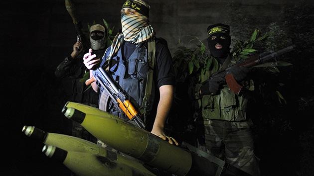 Los misiles que bombardean Israel desde Gaza provienen de EE.UU., según Egipto
