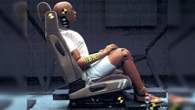 Usarán cadáveres para mejorar la seguridad de los vehículos