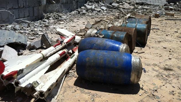 """Damasco: Informe de EE.UU. sobre uso de armas químicas """"es inventado"""""""