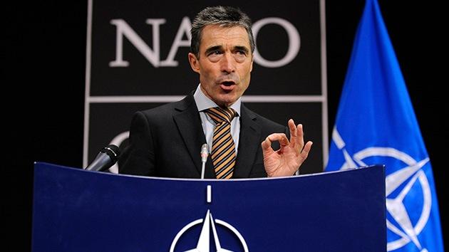 La OTAN desmiente las acusaciones iraníes de que esté preparando una guerra contra Siria