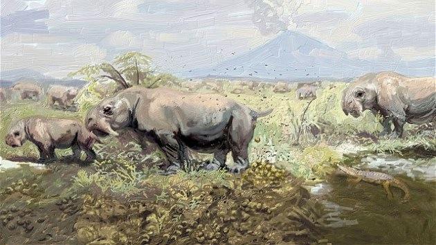 Hallan en Argentina el 'aseo jurásico' gigante más antiguo del mundo