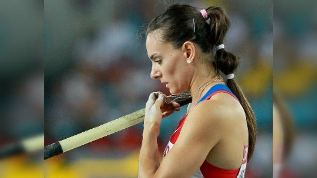 """Isinbáyeva lista para hacer historia en Londres 2012: """"Quiero convertirme en una leyenda"""""""