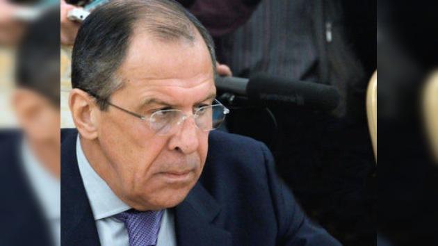 Ministro ruso del Exterior visita Egipto y Argelia