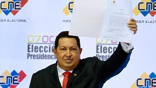 """Chávez sobre los comicios: """"Fui a boxear con la mano zurda y una pata amarradas"""""""