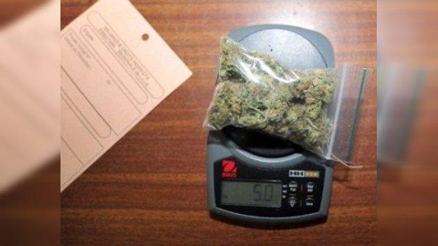 Rusia critica la propuesta de legalizar ciertas drogas