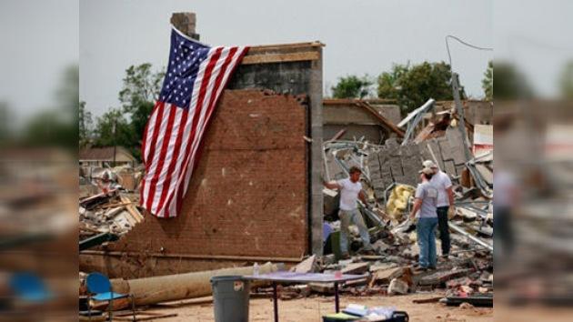 EE. UU. evalúa en 2.000 millones de dólares el coste de los daños de la ola de tornados