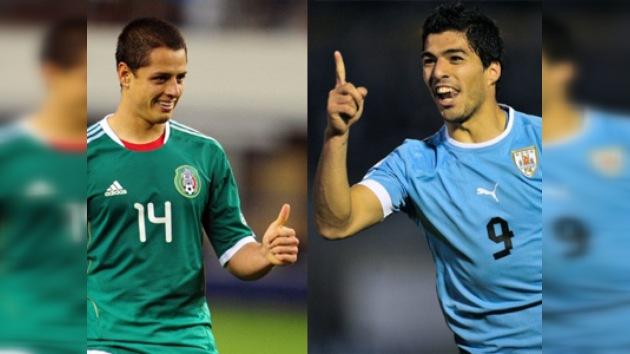Uruguay y México, los mejores equipos de América en 2011