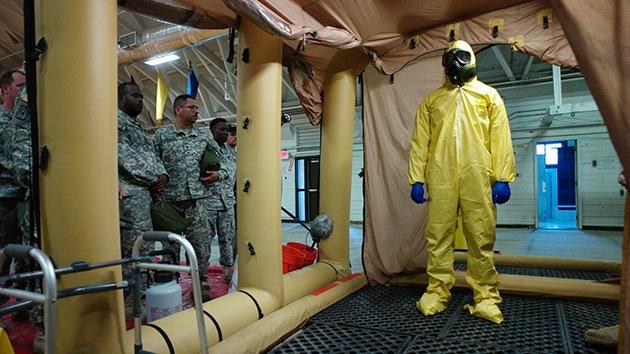 Alto funcionario militar de EE.UU. teme que el ébola llegue por la frontera mexicana