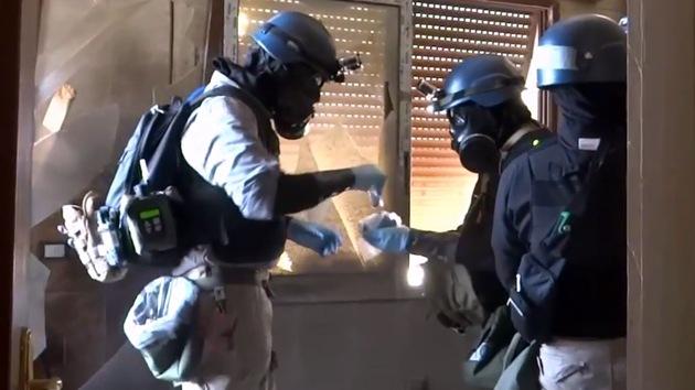 El virus del Ébola podría convertirse en un arma biológica en manos de terroristas