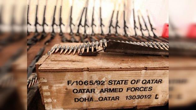 Al Qaeda admite haber conseguido armas de Gaddafi