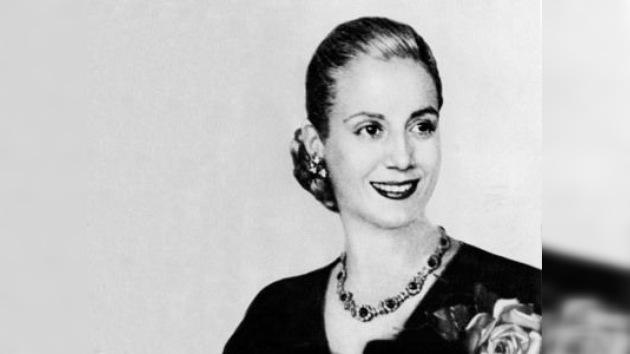 Eva Perón fue objeto de una lobotomía antes de morir, según un estudio