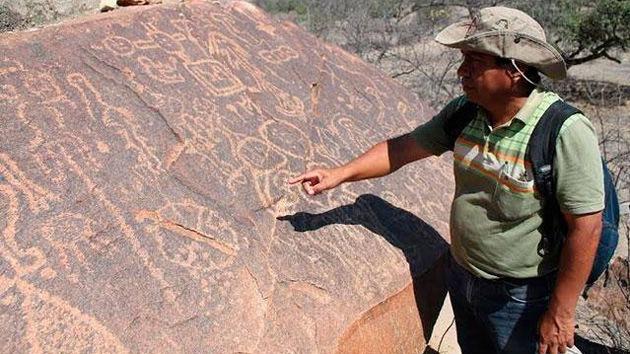 Descubren en Perú un laboratorio astronómico de 4.000 años de antigüedad