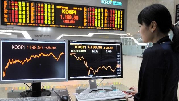 El conflicto coreano provoca caída en los mercados de Corea del Sur