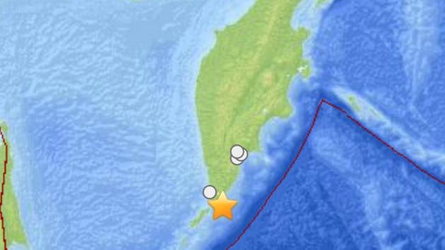 Un terremoto de 6,9 grados sacude Kamchatka