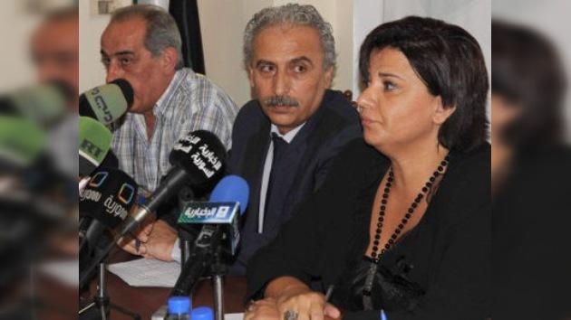 La oposición siria crea un Consejo Nacional inspirado en el modelo libio