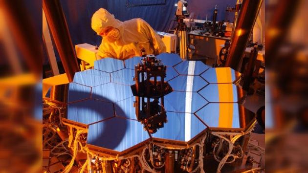 La construcción del telescopio espacial puede ser observada 'en vivo'