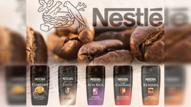 Nestlé retira botes de café porque pueden contener astillas de cristal