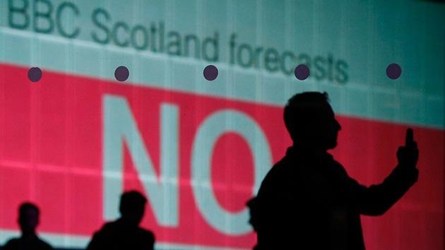 Salmond 'empanado' y otros memes que muestran cómo amaneció Escocia