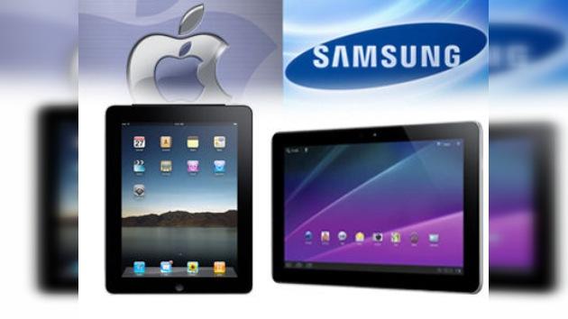 Apple se impone a Samsung: se prohíbe la venta de tabletas Galaxy en Europa