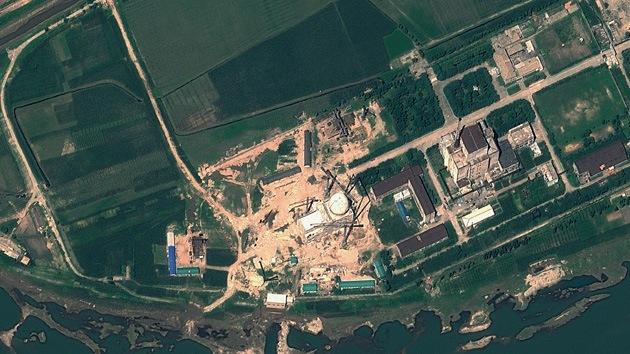 OIEA: Corea del Norte podría haber reactivado el reactor nuclear de Yongbyon