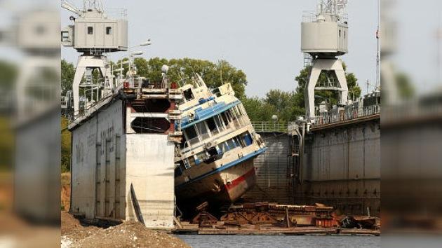Ojos de buey abiertos causaron el siniestro del 'Bulgaria' en el Volga