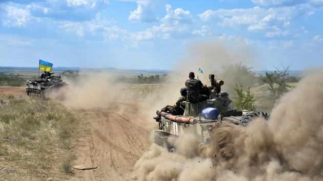 """""""Las tropas ucranianas se ponen del lado de Rusia porque para ellas no es un enemigo"""""""