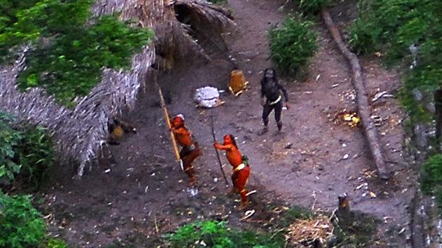 Miembros de tribu amazónica aislada fueron infectados con gripe