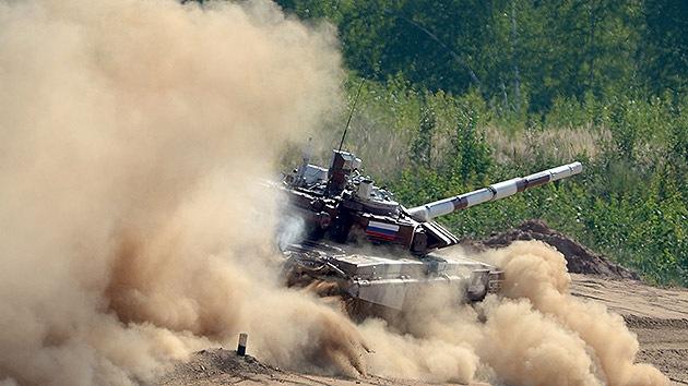 El tanque que surgió del frío: Rusia ultima un blindado capaz de resistir en el Ártico