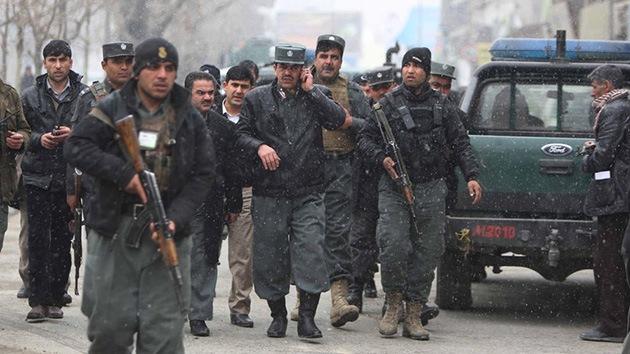 Fotos: Atentado suicida contra el servicio de inteligencia en Afganistán