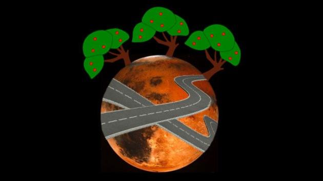 ¿Florecerán los manzanos en Marte? El año 2030 tiene la clave