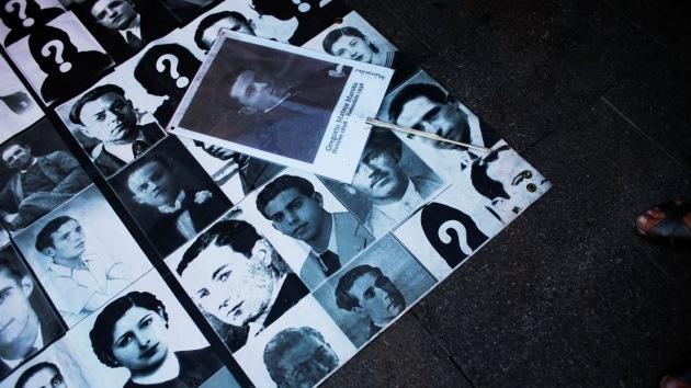 ONG denuncia que España fue uno de los países con más desapariciones forzadas