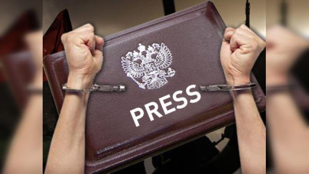 Los cinco periodistas rusos, capturados en Libia, ya están en libertad