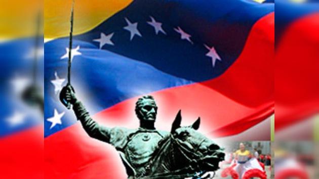 La Embajada de Venezuela presentó en Moscú a los 'Héroes de la Independencia'