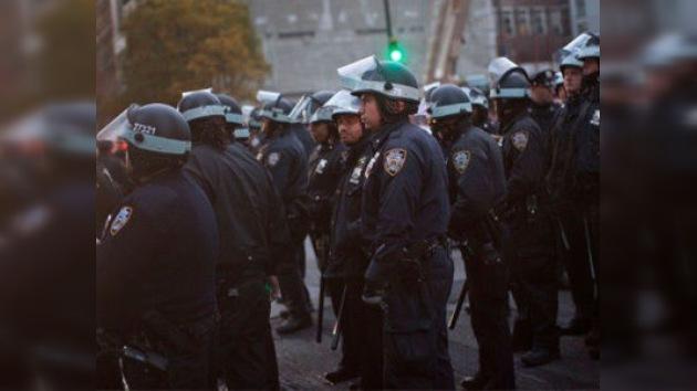 Ocupa Wall Street: ¿Nueva York 'en estado de guerra'?