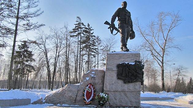 Rusia honrará con un monumento a los 30.000 militares soviéticos caídos en la Guerra Fría
