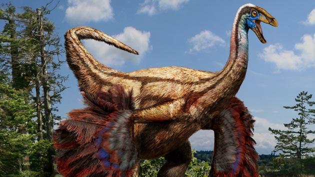 Los dinosaurios emplumados aparecieron mucho antes de lo que se pensaba