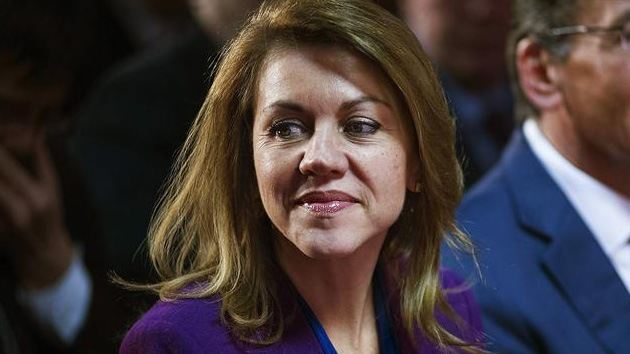 Caso Bárcenas: La secretaria general del PP M.ª Dolores de Cospedal niega la caja B