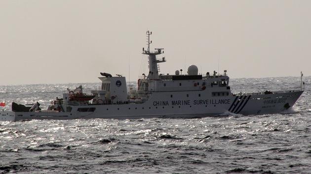 Tokio: China admite que su fragata apuntó a un buque militar japonés