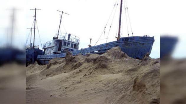 La tragedia del Mar de Aral