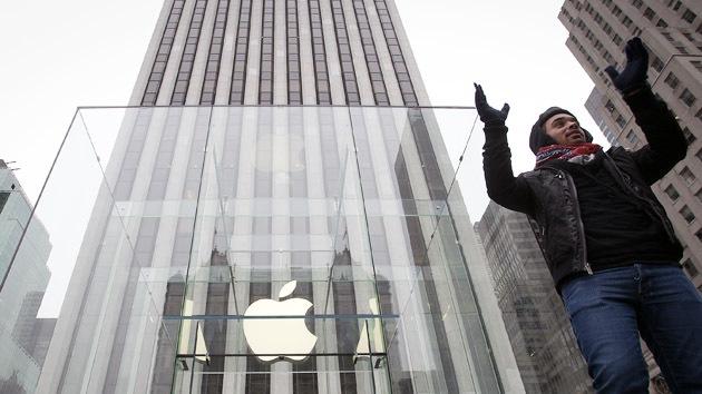 Apple, líder entre las empresas de EE.UU. que cuentan con más dinero en efectivo