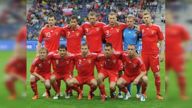 Rusia presenta al equipo que luchará por la clasificación para el Euro 2012
