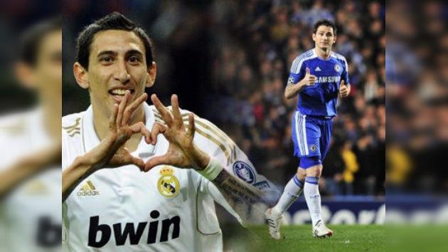 Real Madrid y Chelsea se suman a las semifinales de la Liga de Campeones